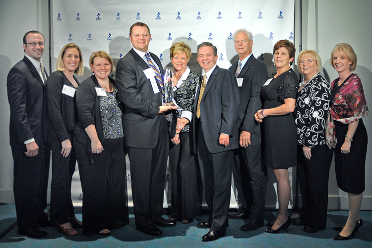Centennial, Inc. Team at BBB Torch Awards