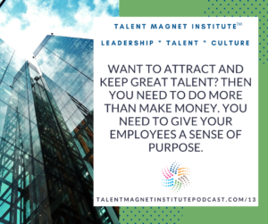 how to attract and keep great talent