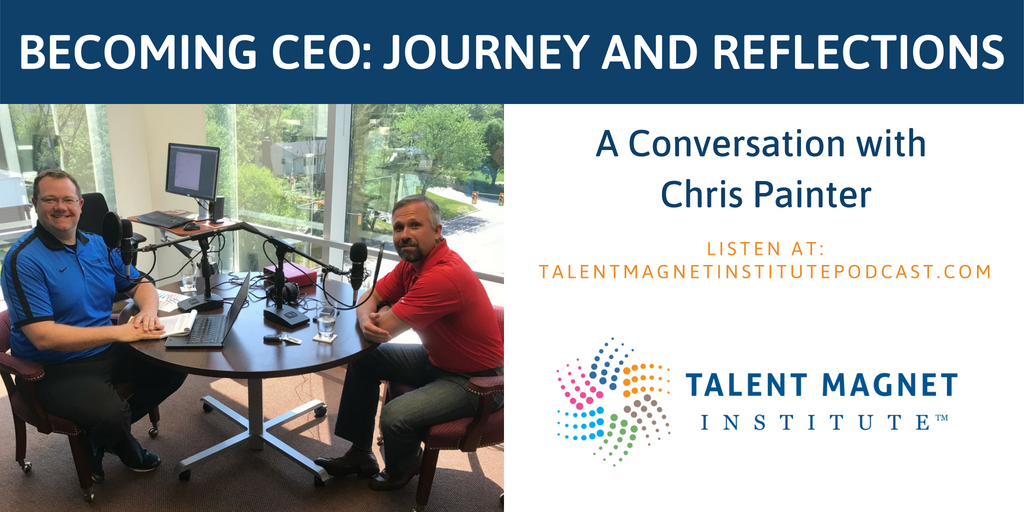 Chris Painter at Talent Magnet Institute