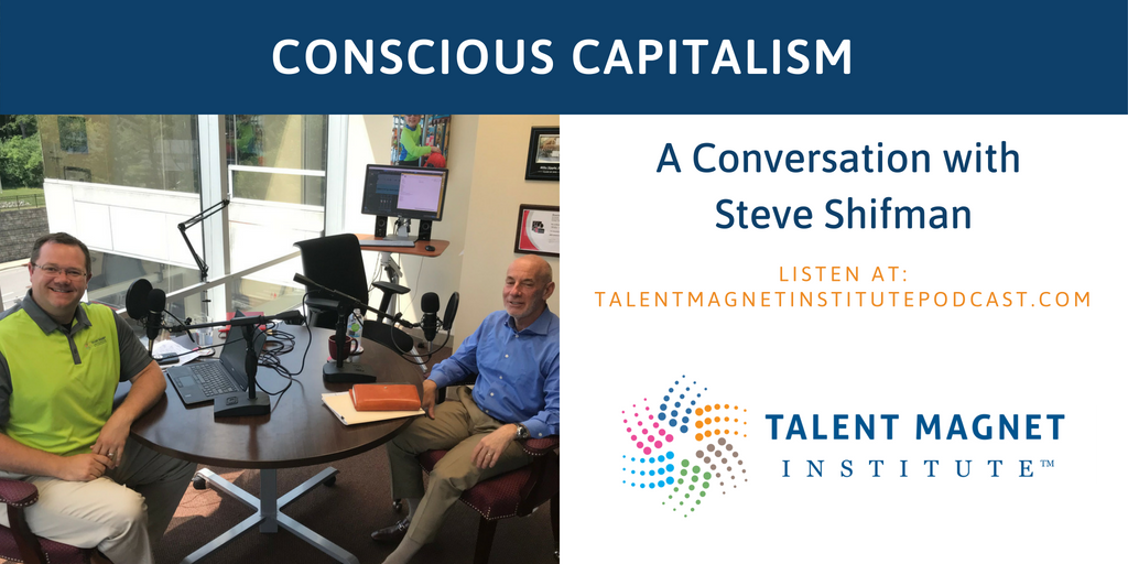 learning from Steve Shifman about community values