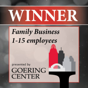 Goering Center Family Business Award Winner