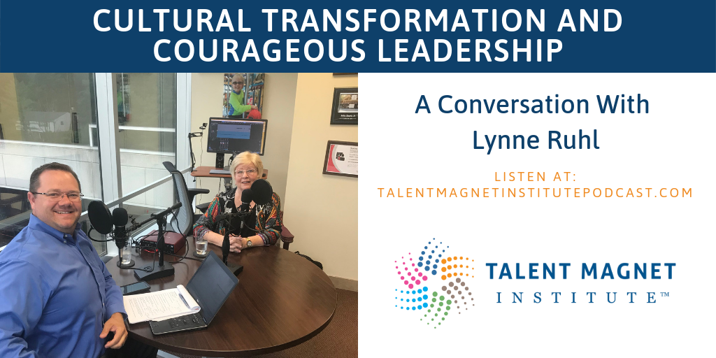 Lynne Ruhl talks about Corporate Culture