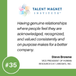 HR on Purpose: Putting the Human Back in Human Resources with Steve Browne
