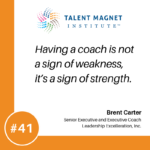Building Strong Leaders with Brent Carter, Part 2
