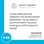 Leaning into Organizational Performance with Priya Klocek